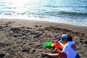 砂遊び道具